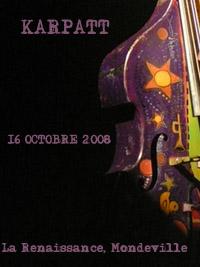 Mondeville - 16 octobre Couv
